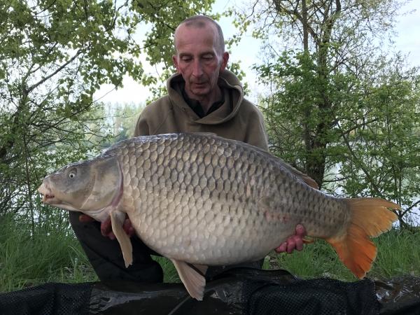 Nigel Woodbridge: 51lb