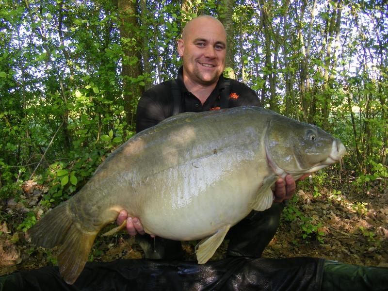 Chris Beckett: 46lb