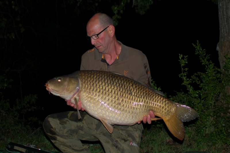 Dave Hammond: 46lb