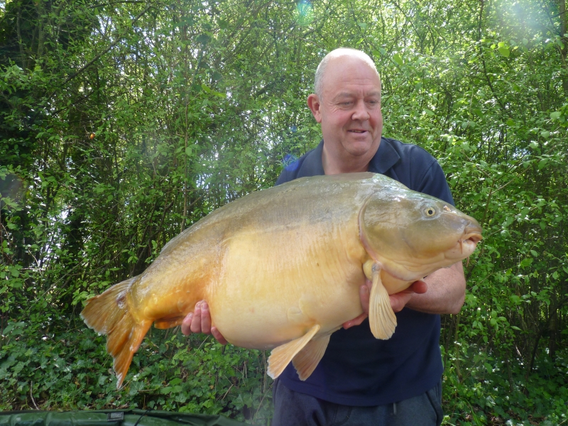Dave Phillips: 45lb