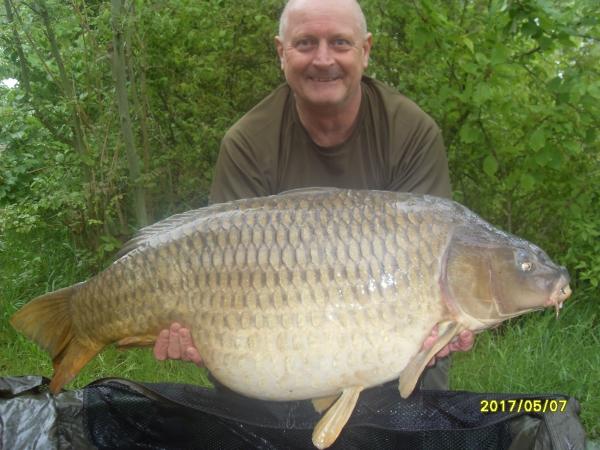 Ian Kirkbride: 52lb