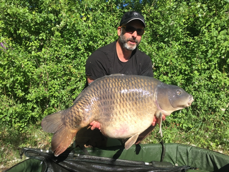 James Crouch: 51lb