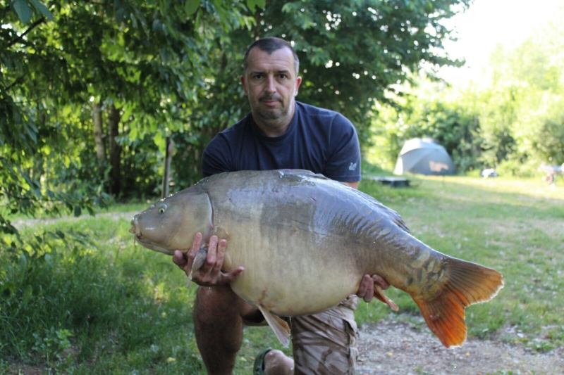 Craig Haines: 60lb