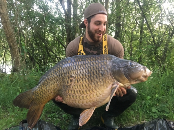 Andy Baggily: 62lb