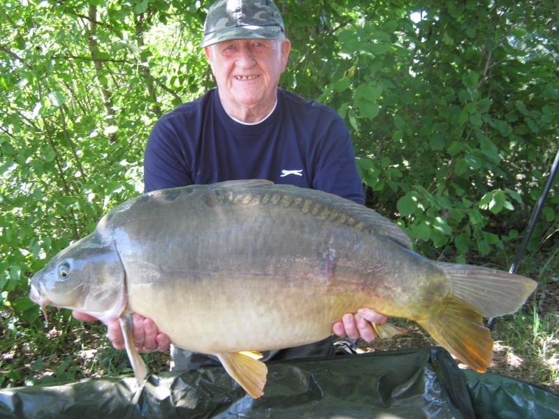 Keith Sheppard: 36lb