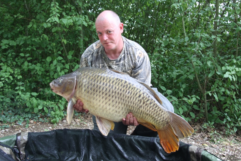 Andy Harrison: 43lb