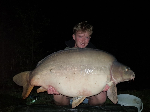 Chris Rowe: 57lb