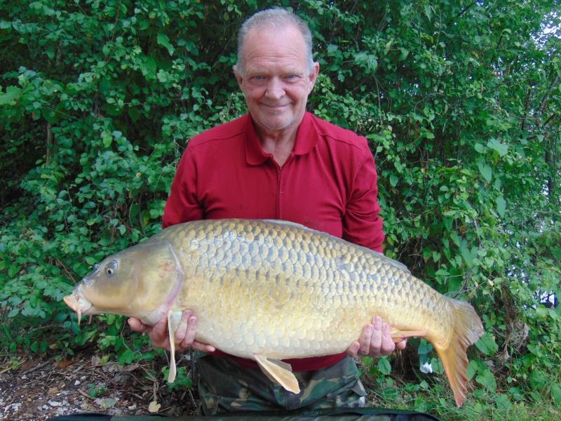Geoff Baker: 47lb