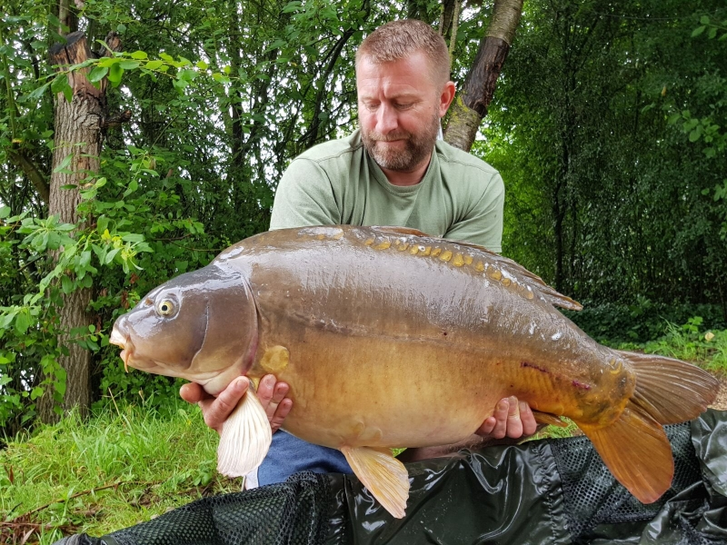 Keith Pollard: 35lb