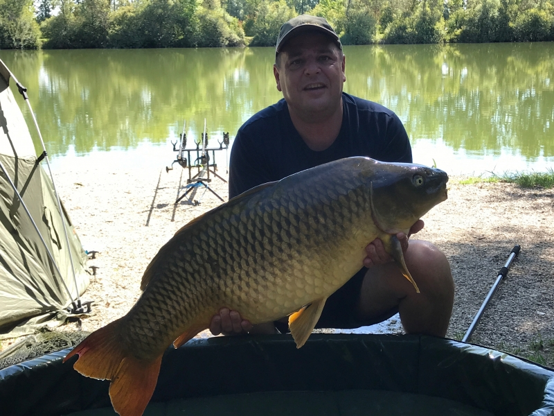 Darren Brown: 38lb