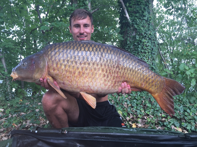 Aaron Broadberry: 50lb