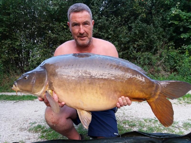 Steve Rowan: 45lb