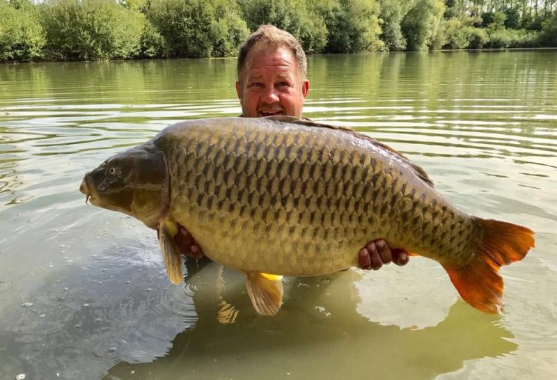 Mark Goodwin: 52lb