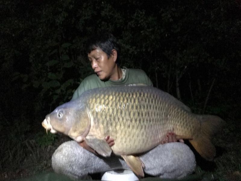 Rosa Wright: 55lb