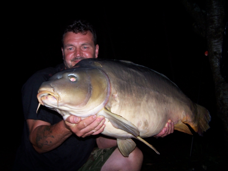 Roger Haines: 46lb