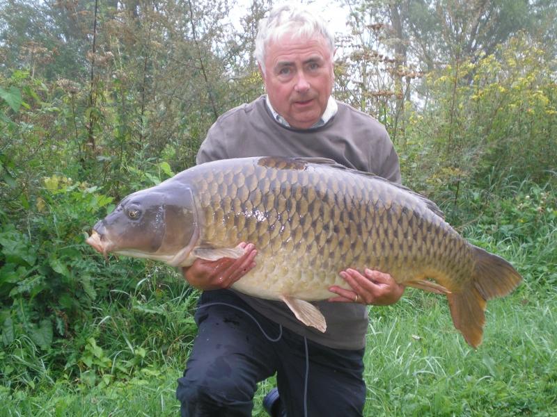 Geoff Seamer: 54lb