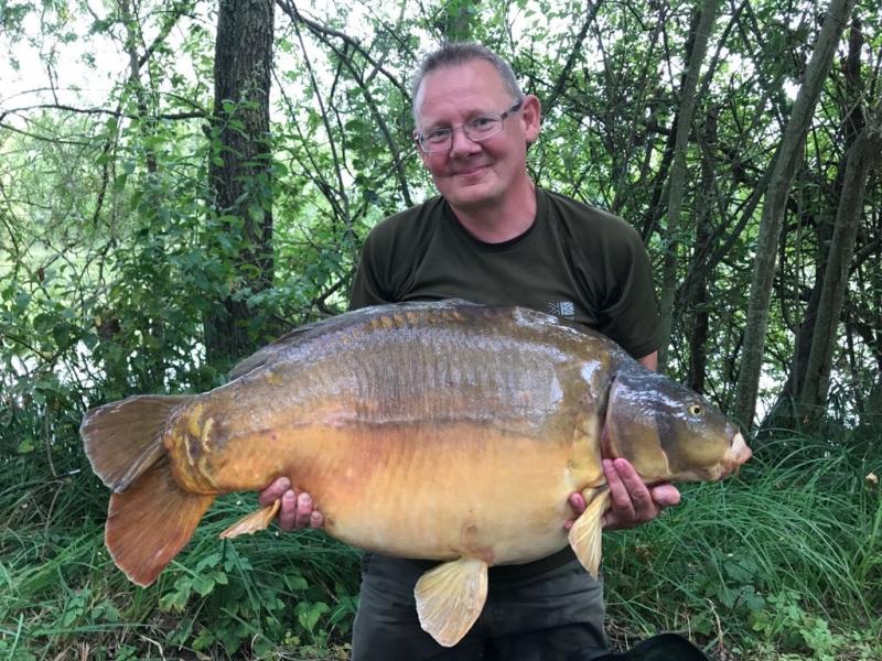 Steve Bailey: 55lb