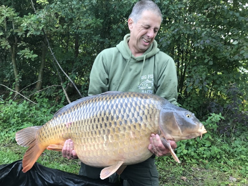 Graham Long: 67lb