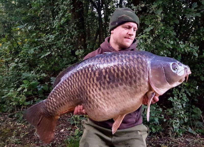 Matt Cheshire: 52lb