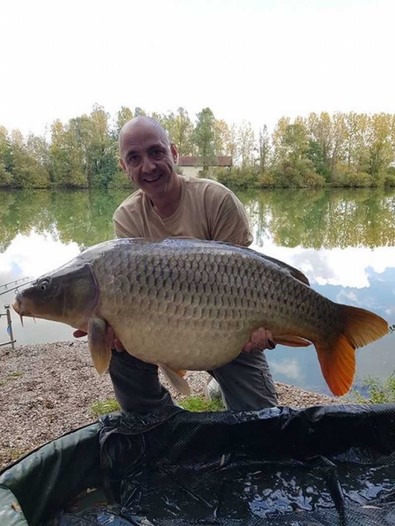Andy Carver: 55lb