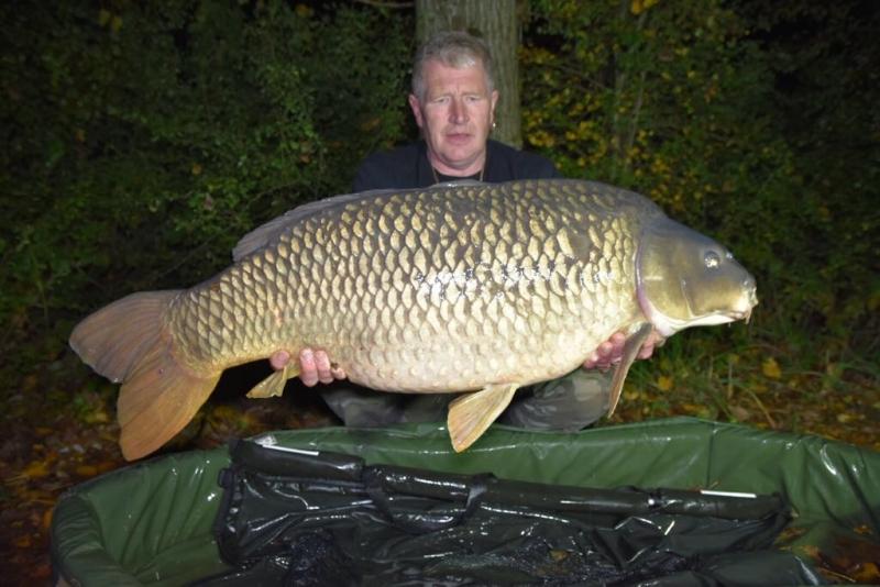 Dave Butler: 44lb