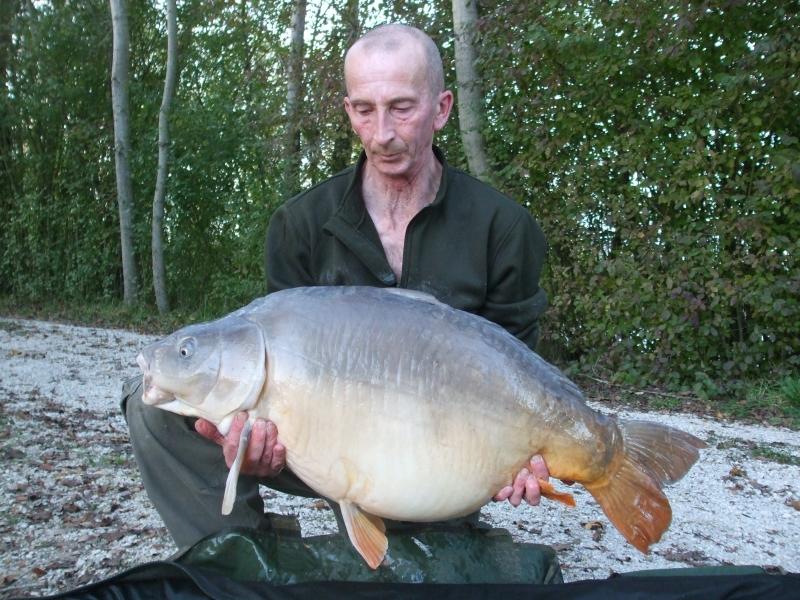 Nigel Woodbridge: 42lb