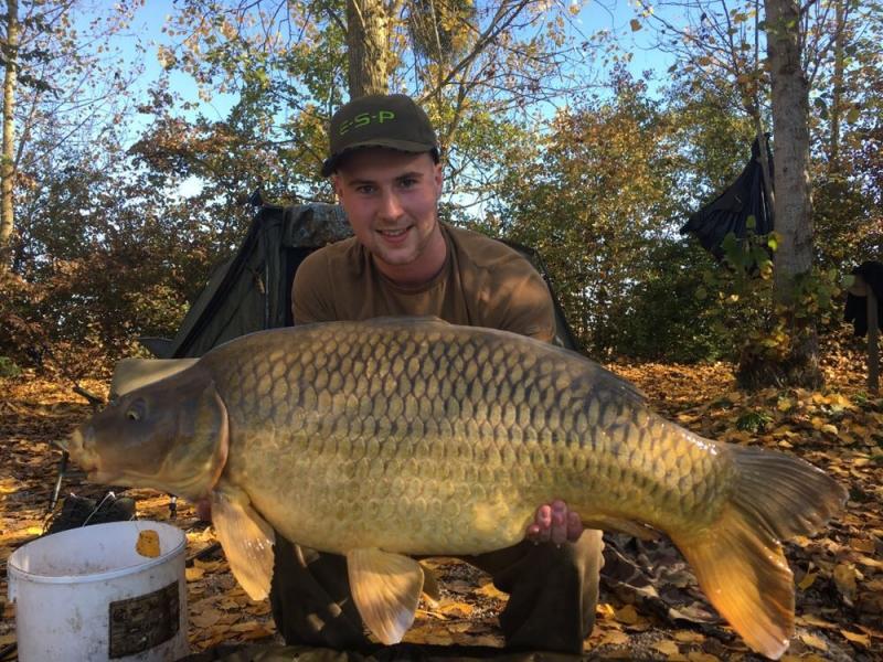 Josh Pearce: 42lb