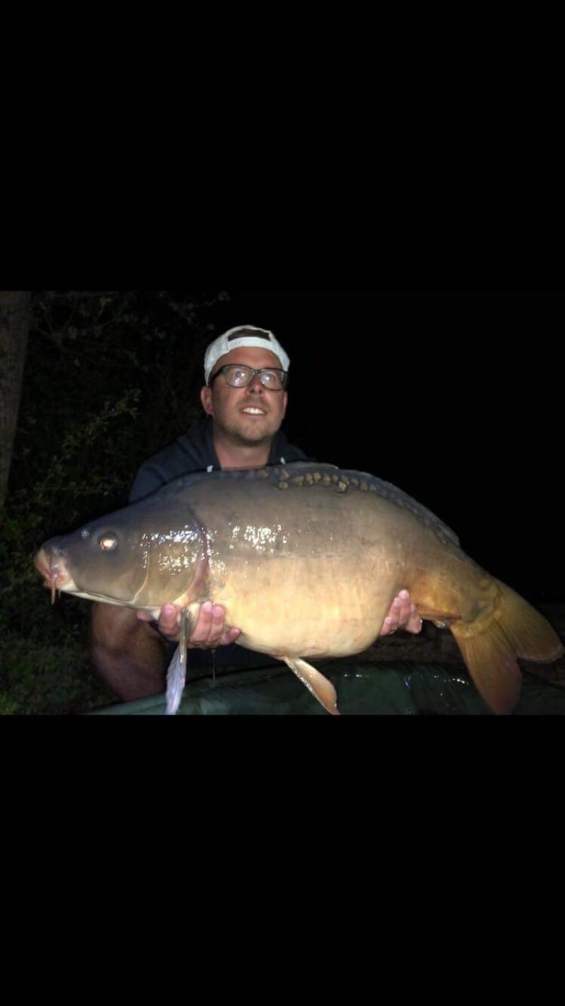 Gavin Ratcliffe 25lb
