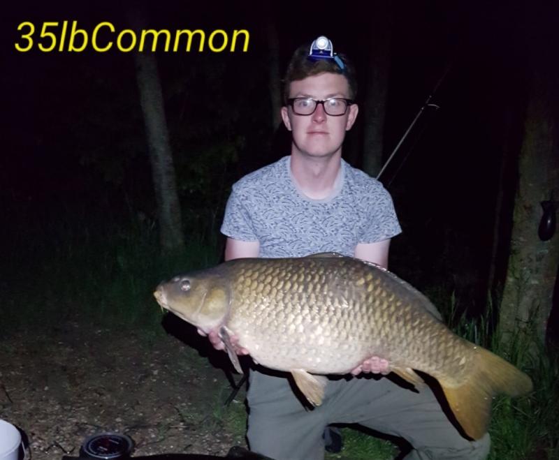 Conor Sweeney 35lb