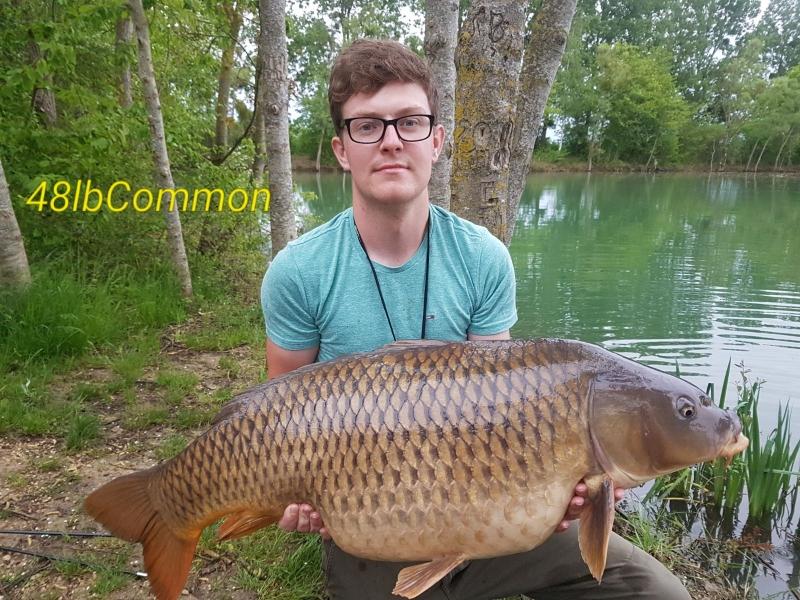 Conor Sweeney 48lb