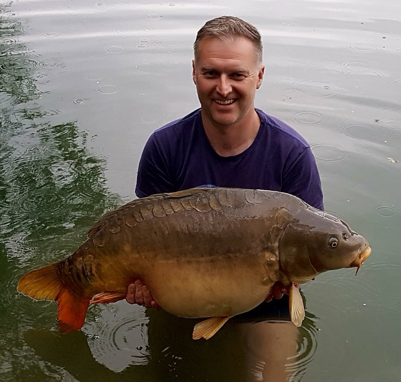 Jason Collins 41lb6oz