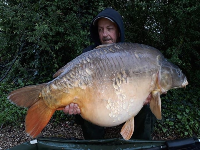 Alan Layton 50lb2oz