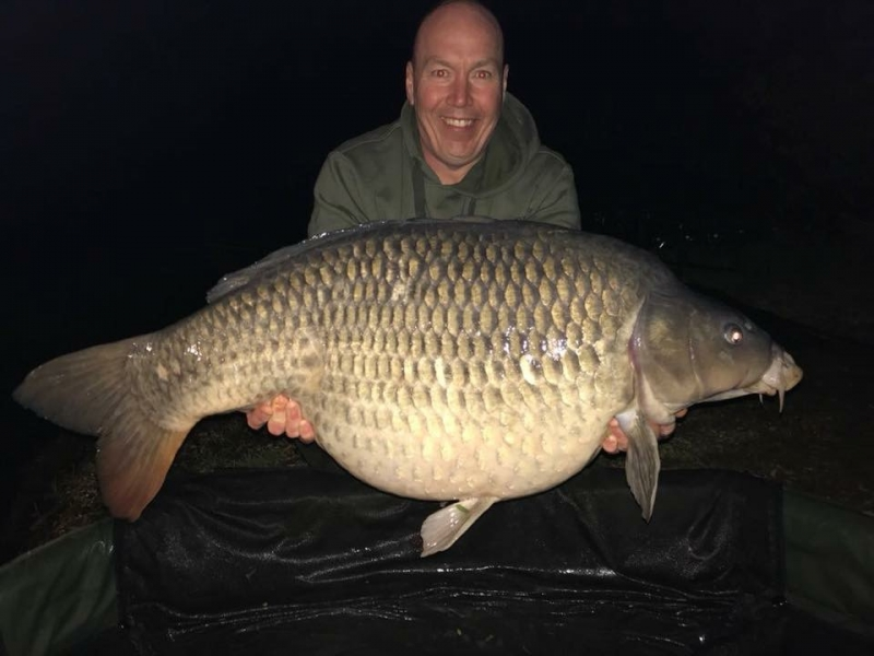 Andrew Johns 58lb6oz