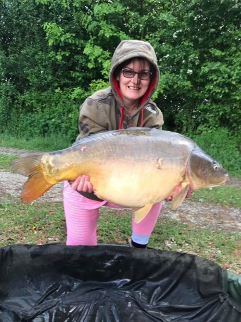 Karen Johns 35lb6oz