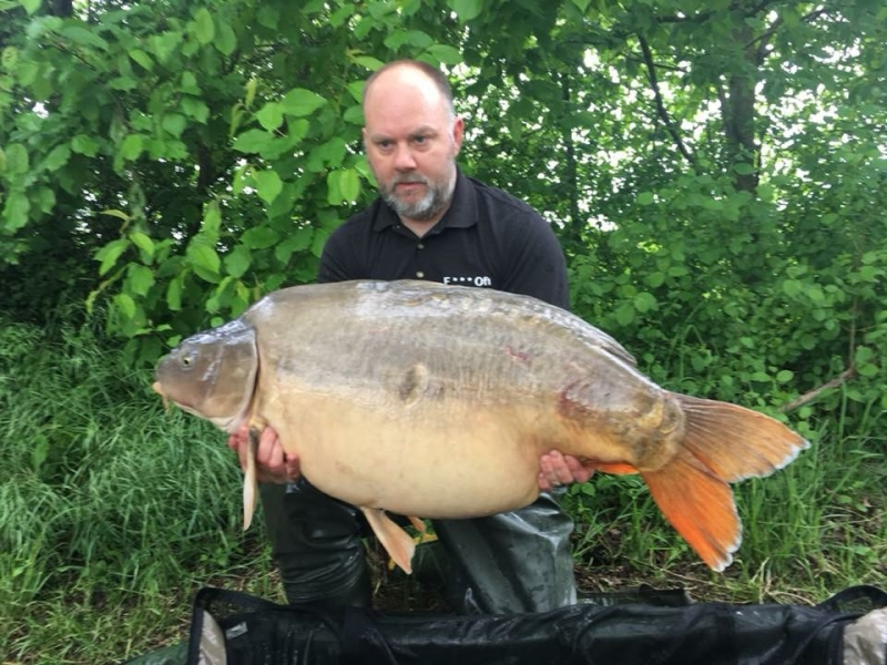 Kevin Thorp 58lb4oz
