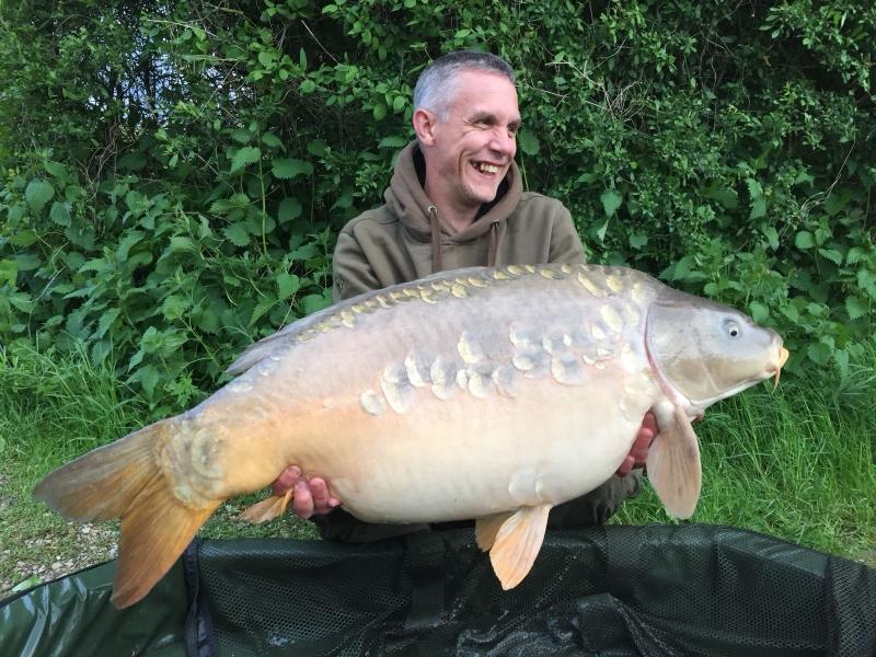 Stuart Barge 46lb12oz