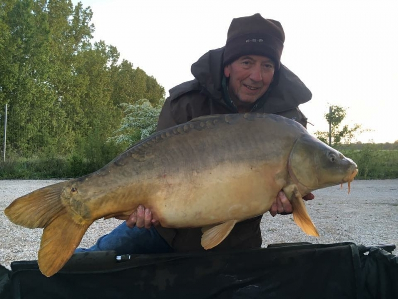 Clifford Mould 36lb