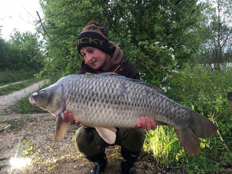 Reece Peacock 21lb12oz
