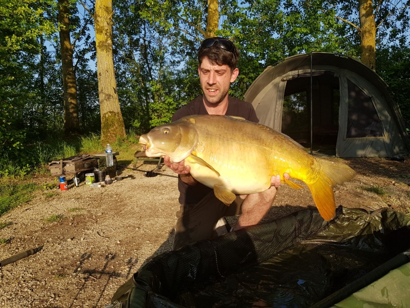 Billy Hendron 30lb