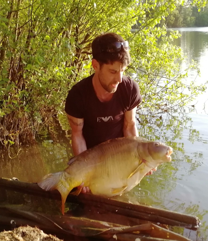 Billy Hendron 35lb