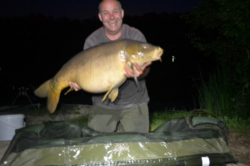 Gareth Earey 39lb