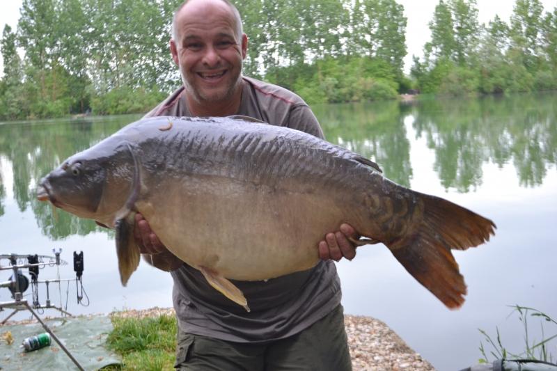 Gareth Earey 46lb