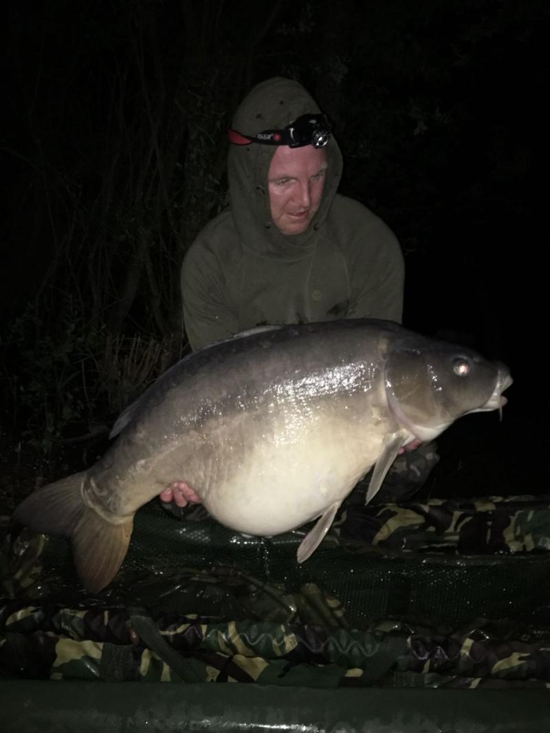 Andy Doyle 42lb