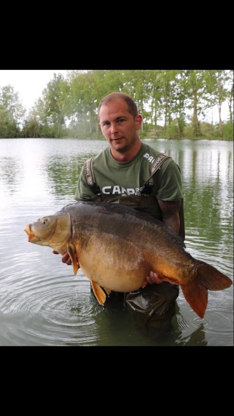 Paul Goreham 46lb