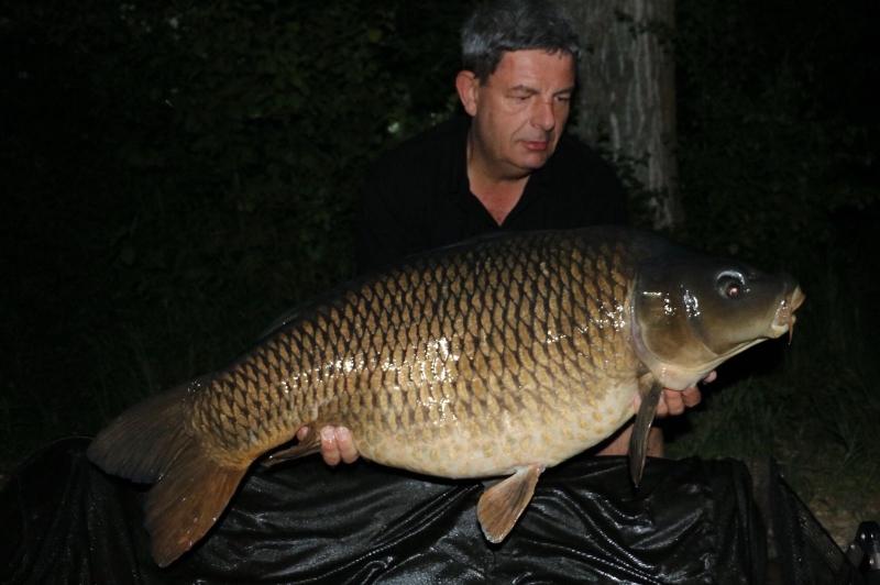 Paul Miller 44lb