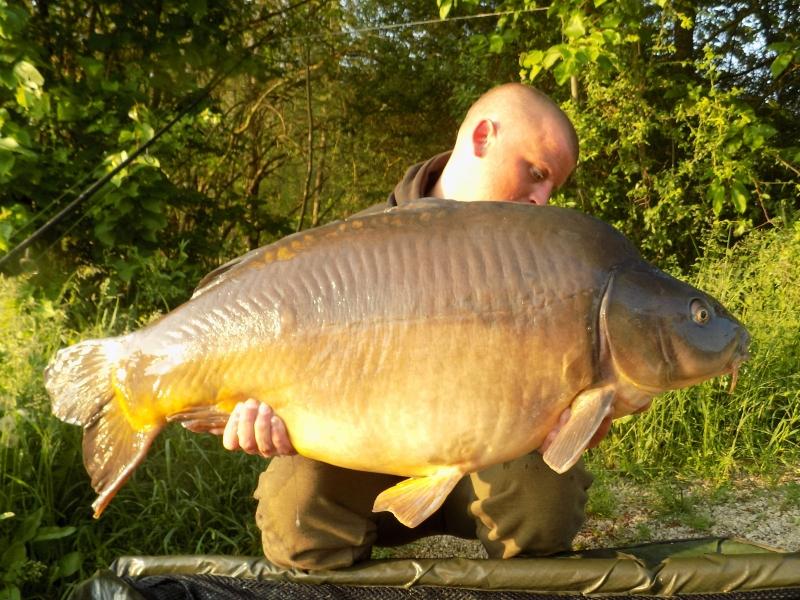 Rhys Evans 30lb