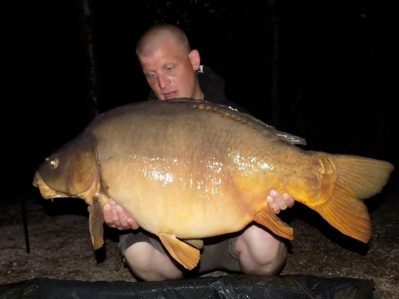 Rhys Evans 38lb