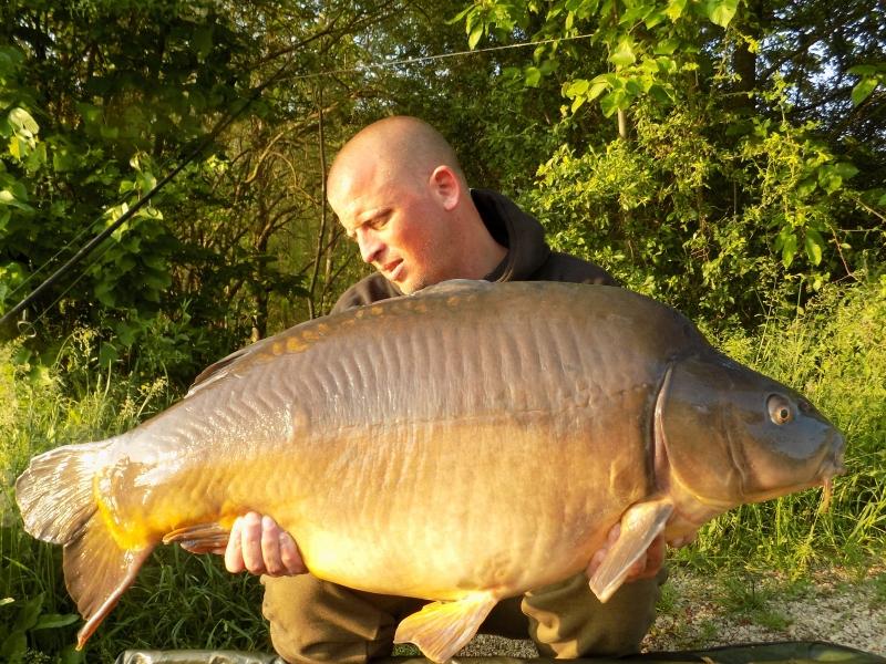Rhys Evans 40lb