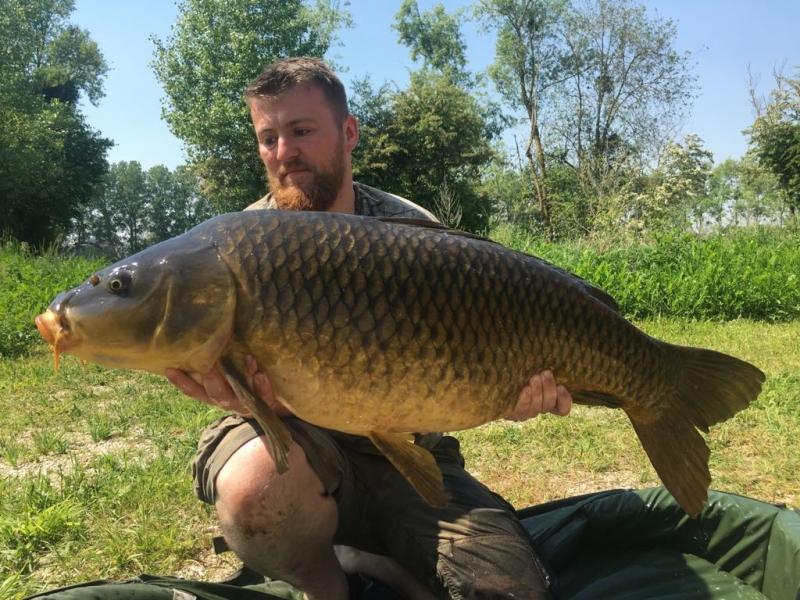 Colin Whitley 41lb