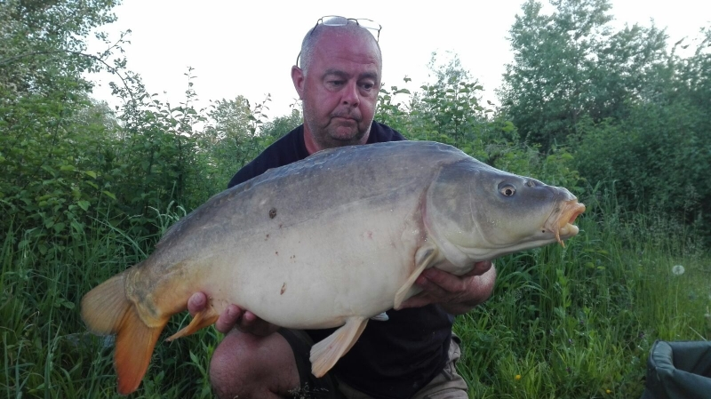 Dave Shaw 27lb
